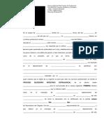 Fase Notarial Proceso Sucesorio Extrajudicial