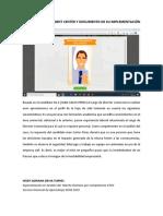 Diseño del Assessment Center y documento de su implementación