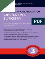 Oxford Handbook of  Operative Surgery.pdf