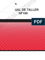 NF100 WAVE Service Manual