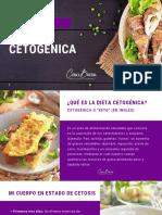 Guía cetogenica