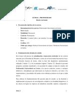 LETRAS PROFESORADO (2019) bis