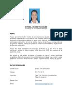 H.V. SECRETARIA MARIBEL A.