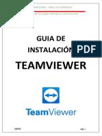 TeamViewer - Guia de instalacion