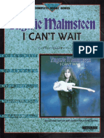 Yngwie Malmsteen - I Can't Wait