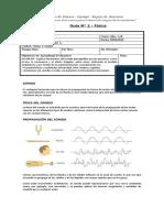 2° Medio Física Guía 2