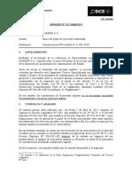 127-18 - FARMEX SA - INICIO DEL PLAZO DE EJECUCION CONTRACTUAL