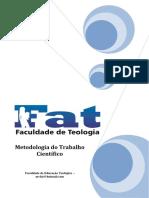 Metodologia do Trabalho Cientifico (1)