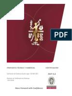 ESIT SA - ISO 9001 2015