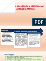 11. Metodologia de calculo y distribucion de Regalia Minera..pdf
