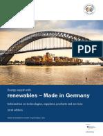 Renewables Made in Germany 2016 en-A