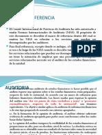 SESION 3  MARCO CONCEPTUAL DE LAS NIAS