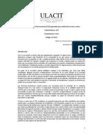 Programa de Trabajo Comunal Universitario ICO2011