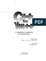 C++ for You Textbook