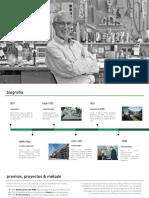 Renzo Piano - arquitectura sostenible