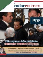 Solo raspones a Peña ; presidentes siguen como estabilidad del régimen.