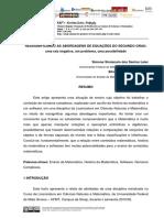RESSIGNIFICANDO AS ABORDAGENS DE EQUAÇÕES DO SEGUNDO GRAU