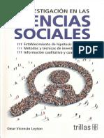 Vicencio Leyton, Omar (2018), La investigación en las ciencias sociales. México Trillas, 2a ed.pdf