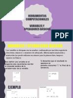 OPERADORES BASICOS Y VECTOREs.ppt