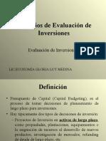 CRITERIOS DE EVALUACION 3 06OCT12