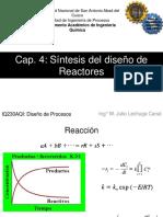4 Sintesis del Diseño de reactores.pdf