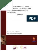 Uso de DMAIC en compañía de neumáticos.pdf