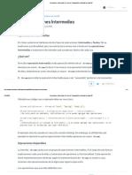 Operaciones Intermedias en Curso de Programación Funcional con Java SE