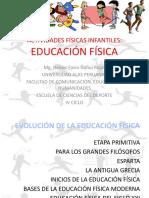 2 clase EDUCACIÓN FÍSICA 1