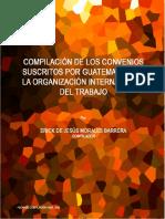 Compilacion de Los Convenios Suscritos Por Guatemala Ante La OIT