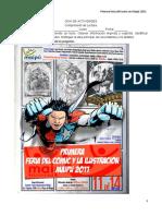 Ficha1_ComicMaipu2011 com. de lectura 8° semana del 25 de agosto