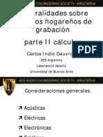 General Ida Des Sobre Home-estudios