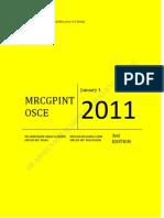 MRCGP INT OSCE