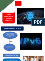 IPv6 Exposición mi parte XD