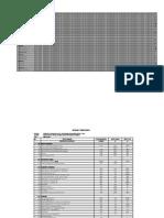 metrado y Presupuesto Chachani