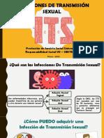 Infecciones de Transmision Sexual Diapositivas