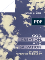 Oliver D. Crisp - God, Creation, and Salvation_ Studies in Reformed Theology-T.& T. Clark (2020).pdf