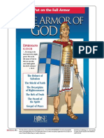 Rose Bible eCharts - Armor of God - Sword of Spirit