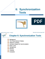 Chapter 6  Synchronization Tools.ppt