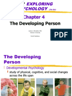 201-Ch04 the Developing Person