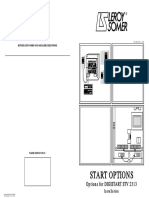 START OPTIONS Options for DIGISTART STV 2313 Installation (1)
