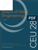 CEU_285 basic of value engineering