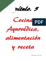 Cocina Ayurveda, alimentación ¡y recetas (1)