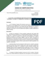 Plano de ação sobre recursos humanos para acesso universal à saúde e cobertura universal de saúde 2018-2023  CE162-16-p-PdA-RH