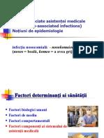 Curs 5 - Infectii nosocomiale si cabinetul de medicina dentara