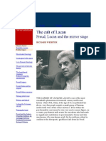 Lacan on Englesh