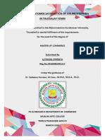 Project Fouzul Hidhaya 19-07-2020