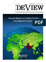 Wazir Advisors_Inside View - Annual Report on Textile and Apparel Industry