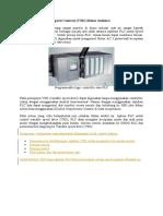 Aplikasi PLC untuk Speed Control