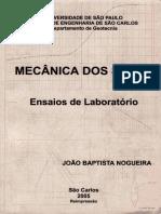 Mecânica dos Solos - Ensaios de Laboratório by João Baptista Nogueira (z-lib.org)