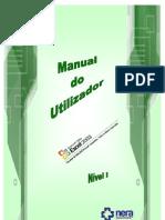 Manual de Excel - Formação Contínua - Nível I